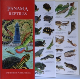 Panama - Reptielen