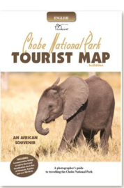 Chobe National Park Tourist Map