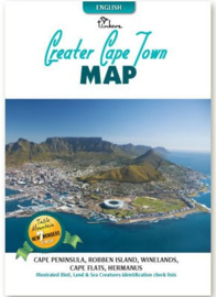 Greater Cape Town Map