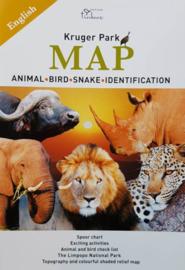 Kruger Park Karte