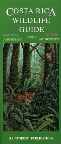 Guide Animaux de Costa Rica