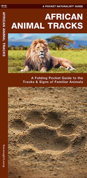 Guide des traces d'animaux en Afrique