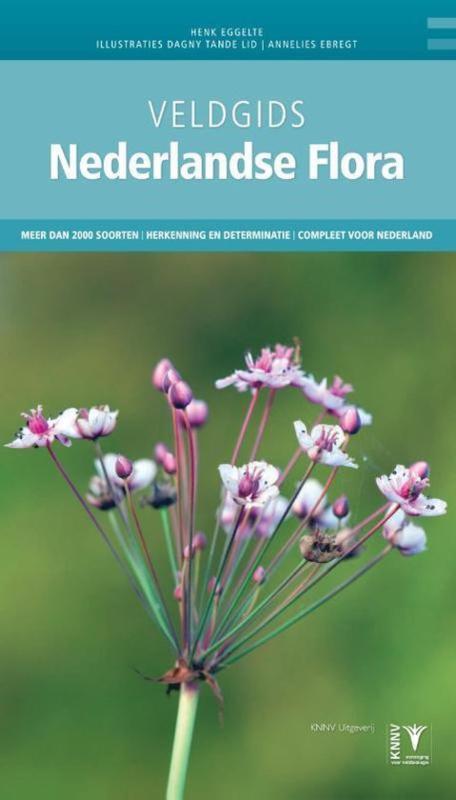 Veldgids Nederlandse Flora KNNV