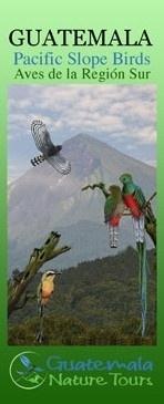 Guatemala - Aves de la región Sur