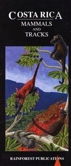 Guide Mammifères de Costa Rica