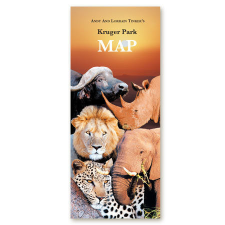 Kruger Park Map