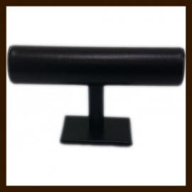 1-Rol Armband Display: Zwart Skai.
