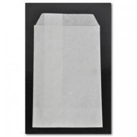 50st. Fournituren, Verpakking zakjes van 16x10cm: Wit.