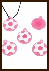 SH62:  Silicone Hanger: Voetbal.