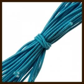 5m: Elastiek met een dikte van 1mm: Blauw.