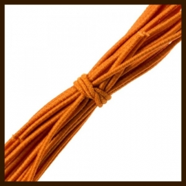 5m: Elastiek met een dikte van 1mm: Oranje.