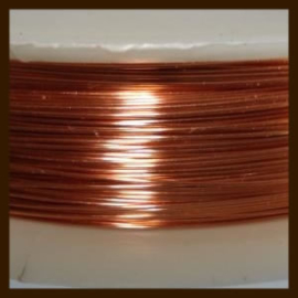 Rol Staaldraad 0.38mm, lengte 10m: Zalm.