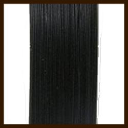 Rol Gecoat IJzerdraad 0.45mm, lengte 10m: Zwart.