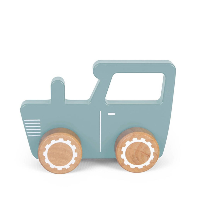 Tractor hout