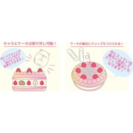 Sumikkogurashi Tokage taart squishy
