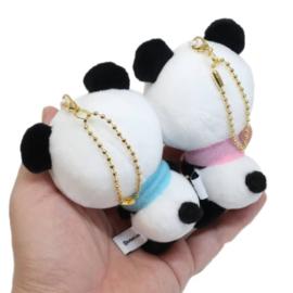 Mochi Mochi Panda magnetic keychains | scarfs