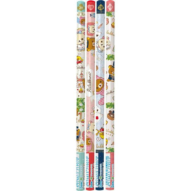 Rilakkuma in Wonderland 2B pencils - pick your favorite