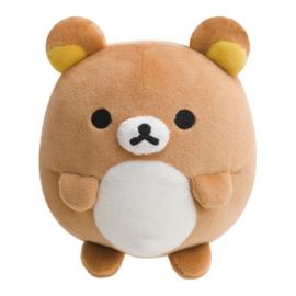 Super Mochi Mochi Manmaru plush | S size | Rilakkuma