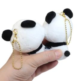 Mochi Mochi Panda magnetic keychains   fruits