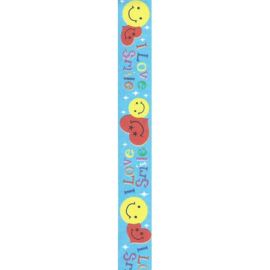 LS-095 Lucky star paper I Love Smile