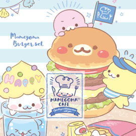 Coming soon: De Mamegoma Cafe collectie