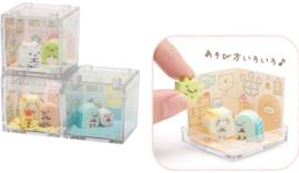 Sumikkogurashi Tapioca gum in een box - kies je favoriet