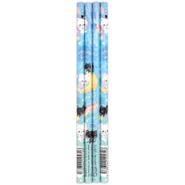 Q-Lia 2B pencil Starry Sugar
