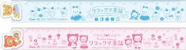 Rilakkuma's Fairy Tales ruler 14 cm - choose your favorite