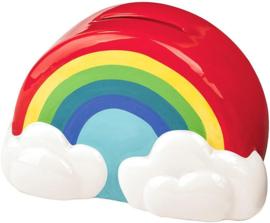 Regenboog spaarpot