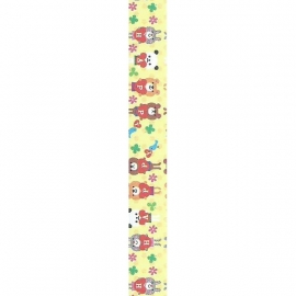 LS-020 Lucky star paper Happy Animals