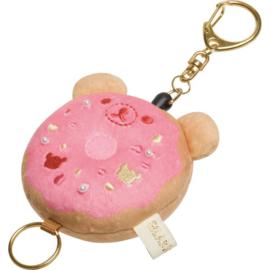 San-X Rilakkuma Deli Donut sleutelhanger