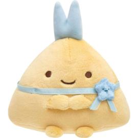 Sumikkogurashi Pajama Party plush | Ajifurai no Shippo | 15,5 cm