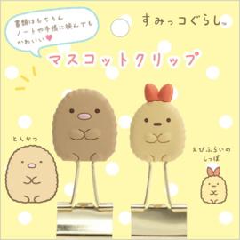 Papierklemmen Tonkatsu & Ebifurai no Shippo
