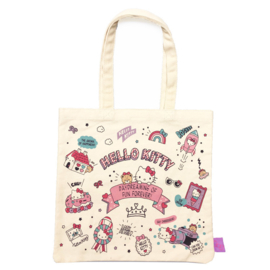 Canvas bag Hello Kitty Large