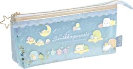Pen pouch Sumikkogurashi Starry Sky Walk