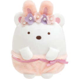 Sumikkogurashi Mysterious Rabbit plush | Shirokuma