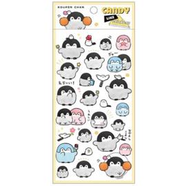 Koupen Chan candy like stickers