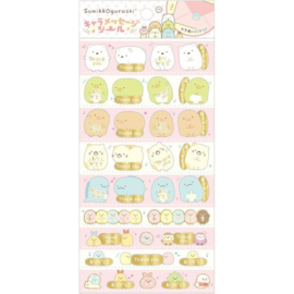 Stickers Sumikkogurashi