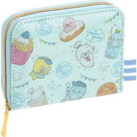 San-X Mamegoma Cafe coin purse