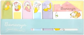 Sticky notes Bananya blue