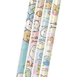 Sumikkogurashi Sea 2B pencils - choose your favorite