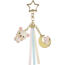 Korilakkuma Fluffy Angel keychain