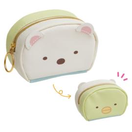 Shirokuma & Pengin? pouch