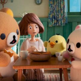 Binnenkort op Netflix: Rilakkuma en Kaoru
