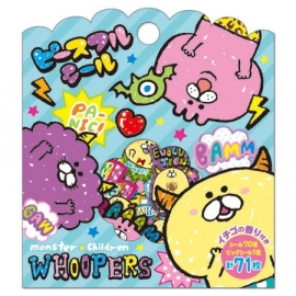 Sticker sack Whoopers