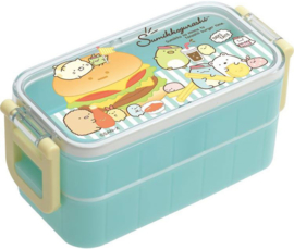 Lunch box + chopsticks Sumikkogurashi Fast Food