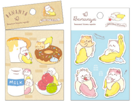 Sticky notes Bananya