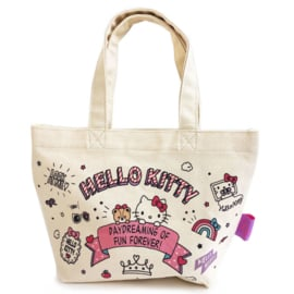 Canvas tas Hello Kitty