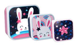 Snackboxen set | Bunny