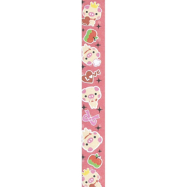 LS-070 Lucky stars papier Honey Time Piggy Love